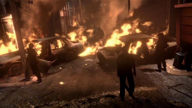 Resident Evil 6 Leon Racoon City