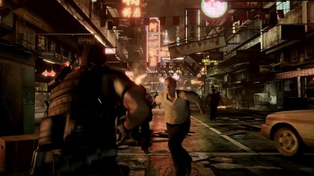 Resident Evil 6 Chris