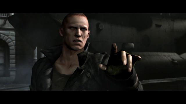 Resident Evil 6 Personagem Novo
