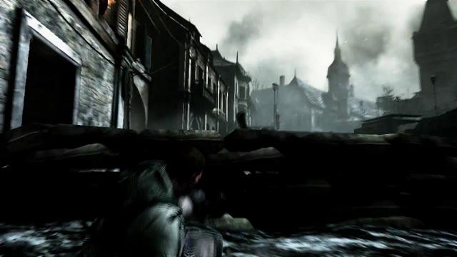 Resident Evil 6 Chris Mureta