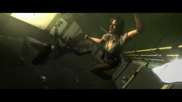 Resident Evil 6 Uncharted