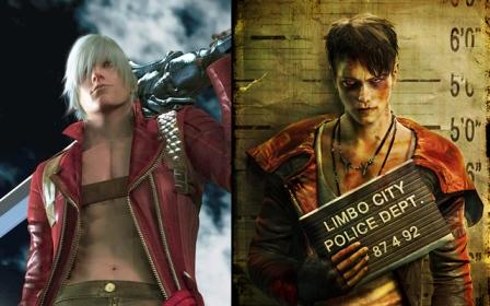 Não estourem as pregas, fãs do Dante, ainda é ele.