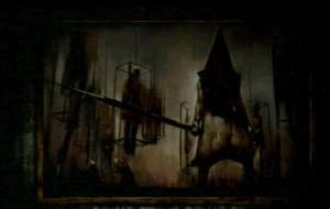 silent hill 2 pyramid head