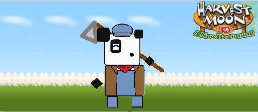 Harvest Panda ANB