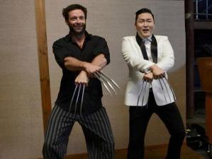 Ou talvez outro Wolverine. É, certamente mais um Wolverine...