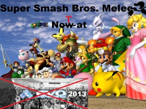 Evo Smash bros melee