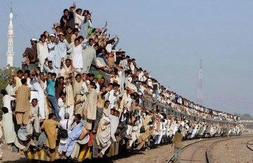 trem indiano