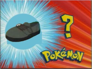 É a famosa evolução do Chinpokomon Shoe.