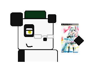 Shadow Panda3