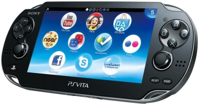Só de colocar essa imagem aqui já citamos mais o Vita que a Sony.